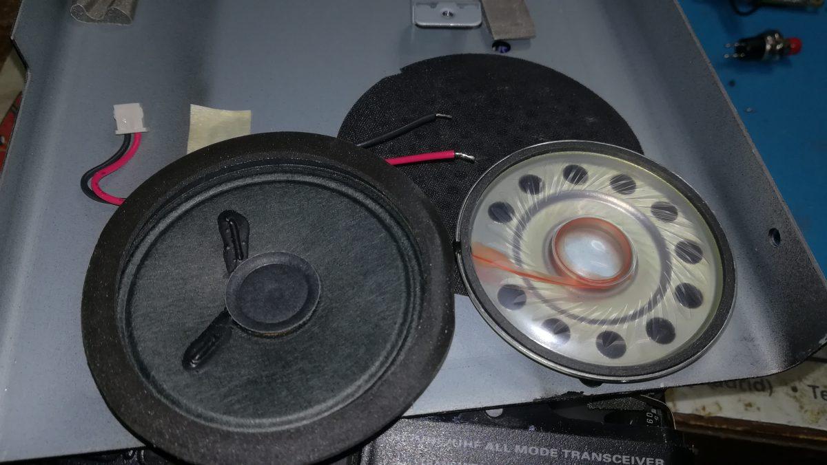 Nuevos audios para el YAESU FT-817