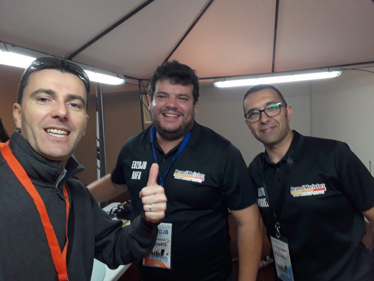 BrandMeister en Iberradio 2019